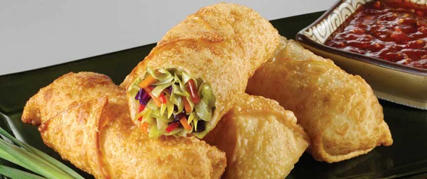 Easy Egg Rolls Complete any Meal!